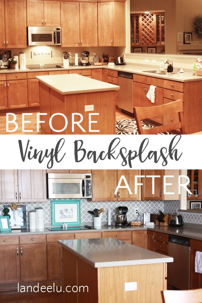 vinyl backsplash deal calling all renters