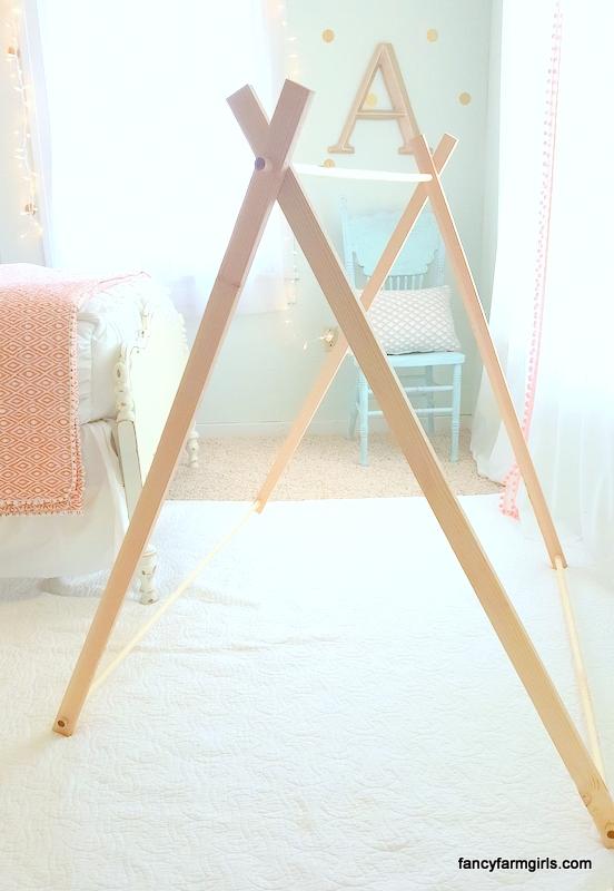 Diy A Frame Play Tent - DIY Campbellandkellarteam