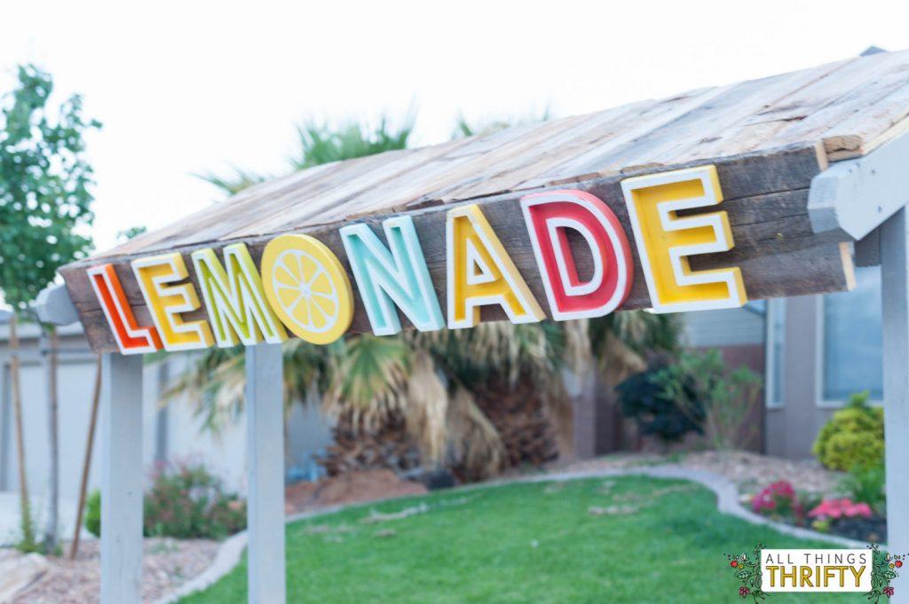 How to make a Lemonade Stand-12