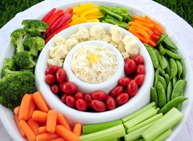 delicious veggie dip6