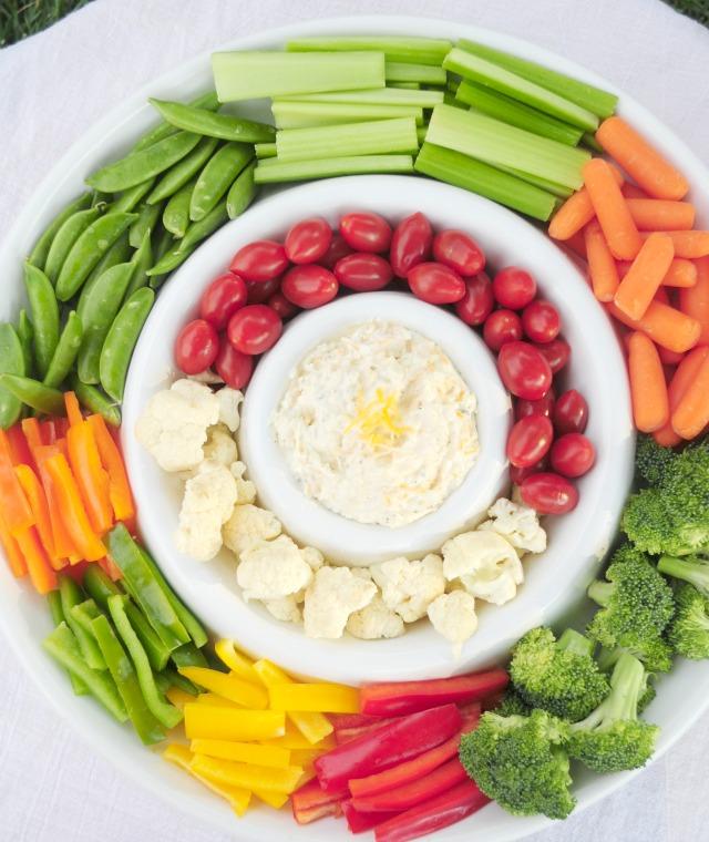 delicious veggie dip7