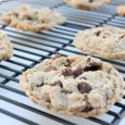 Seriously Delicious Chocolate Chip Cookies {with a secret trick}