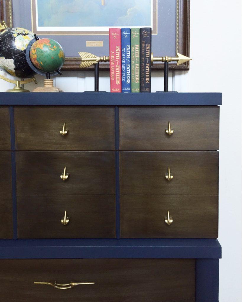 laminate furniture makeover. ATT Laminate Midcentury Makeover 10 Furniture L