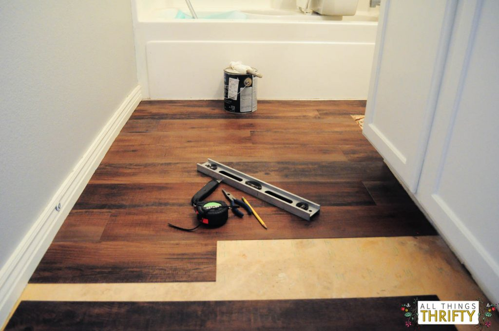 How-to-install-peel-and-stick-vinyl-flooring-27