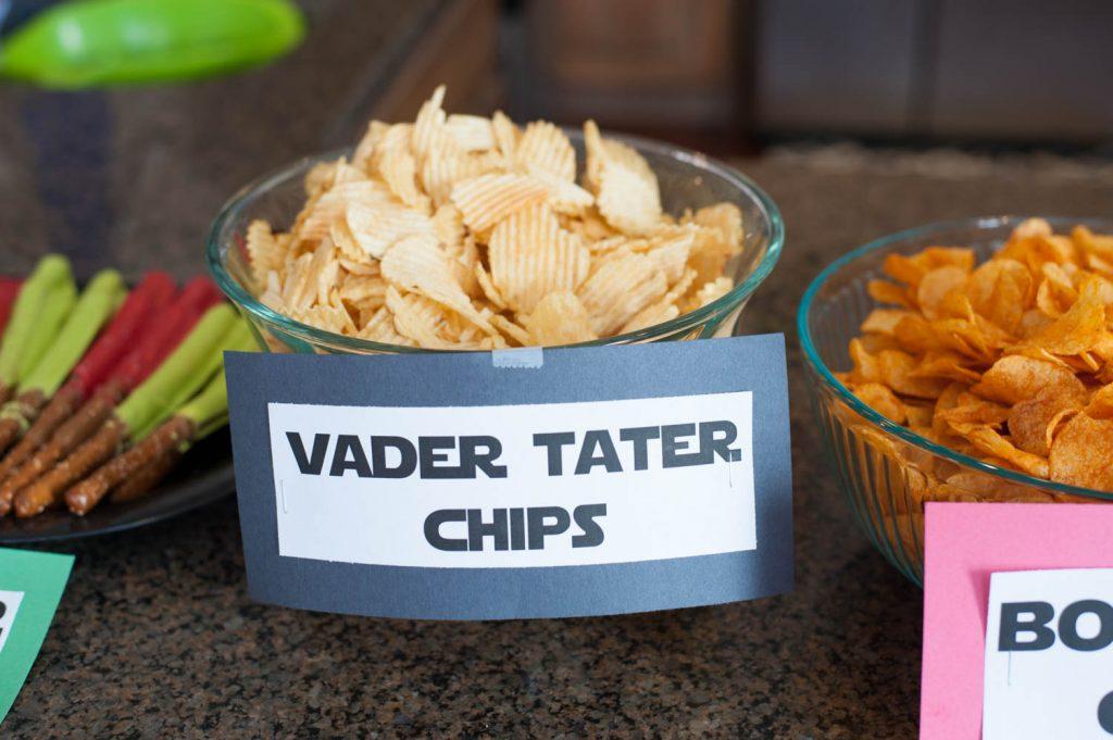 Star Wars Kids Birthday Party Ideas-12