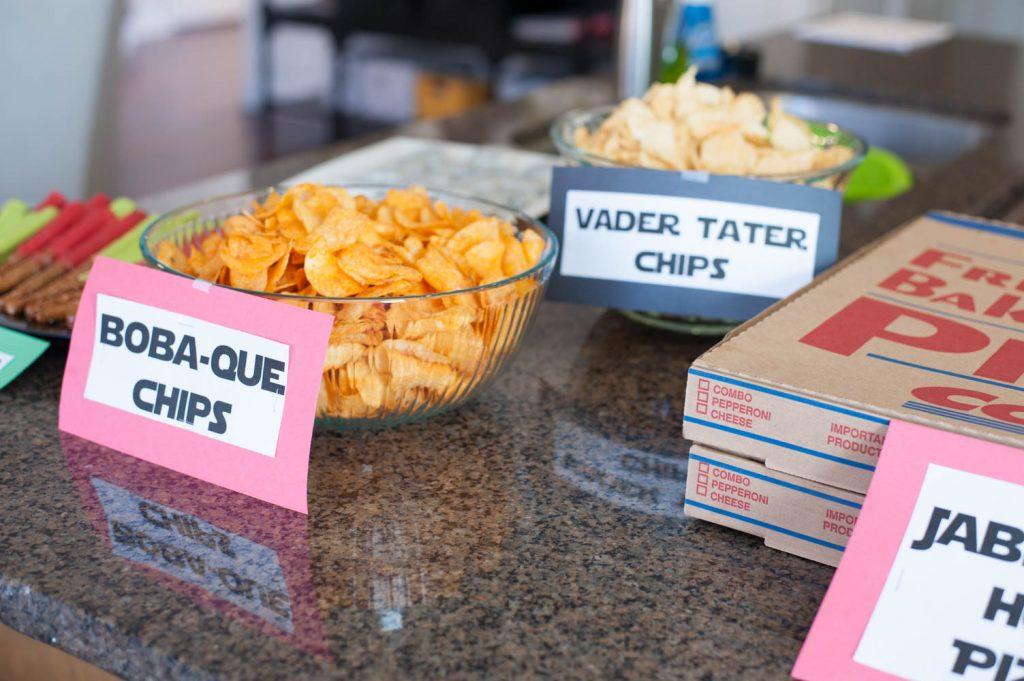 Star Wars Kids Birthday Party Ideas-9