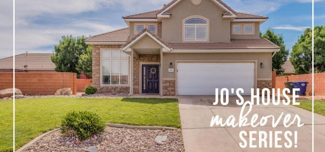 Introducing JO'S House remodel project!