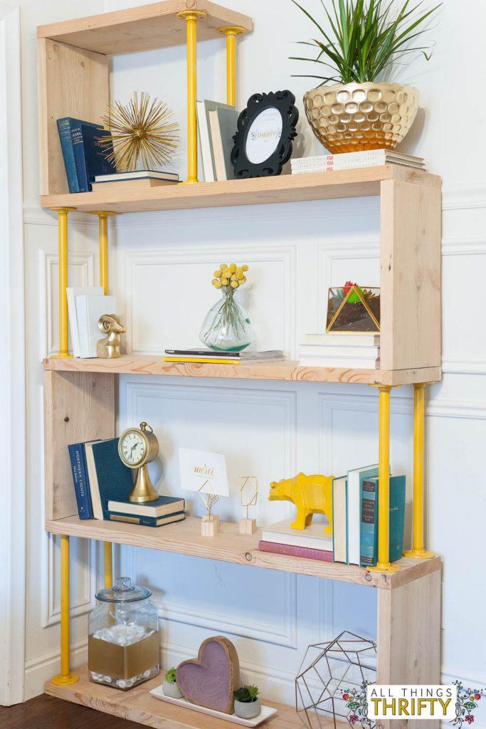 blush-navy-yellow-master-bedroom-refresh-40