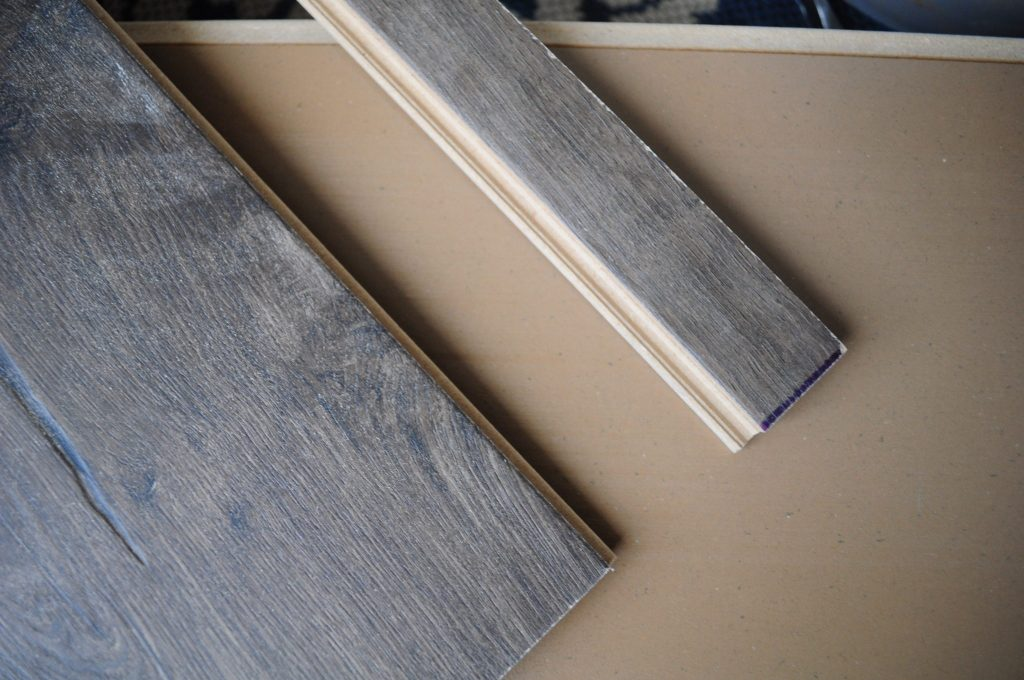 how to install laminate stairs
