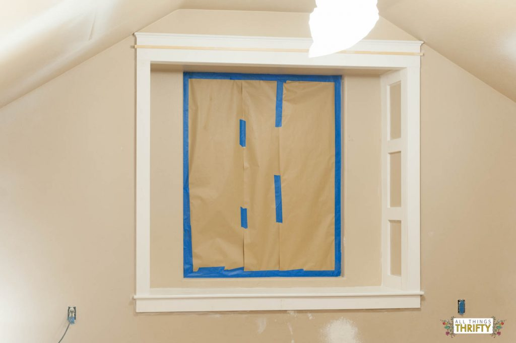 Casing How to case a window