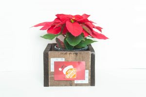 Neighborhood Christmas Gift Card Ideas