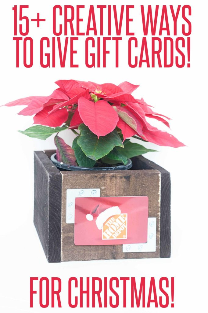 Neighborhood Christmas Gift Card Ideas | All Things Thrifty
