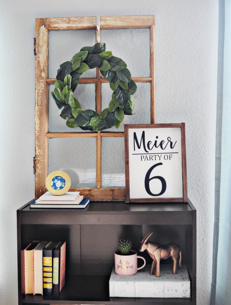 DIY Magnolia Wreath 7