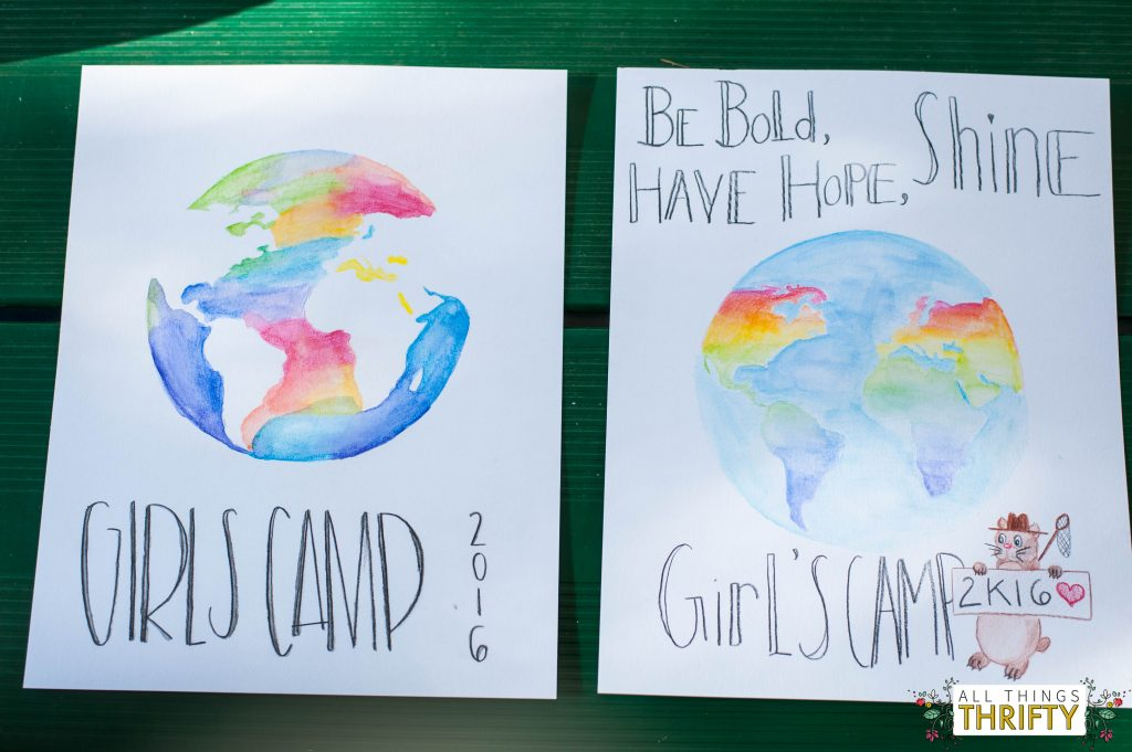 Shine in the World Girls Camp-21