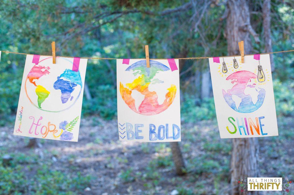 Shine in the World Girls Camp-23