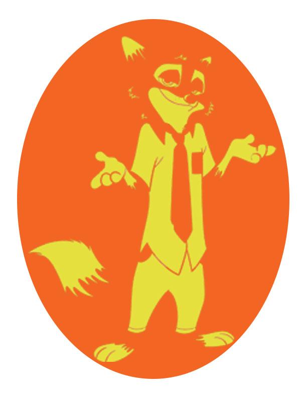 Zootopia Pumpkin Stencils Free Disney Pumpkin Patterns | All ...