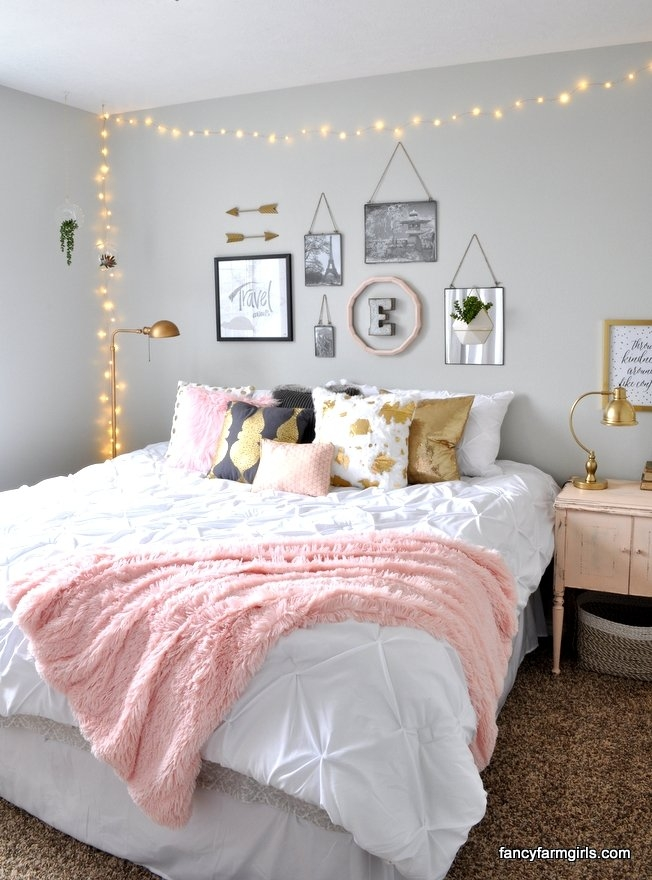 Girl s room makeover - Cute bedroom ideas for tweens ...