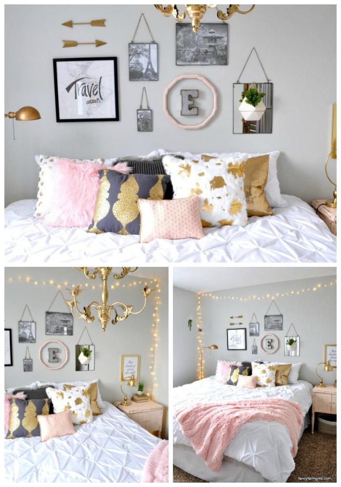 Girl s room makeover - Girls bedroom renovation ideas ...
