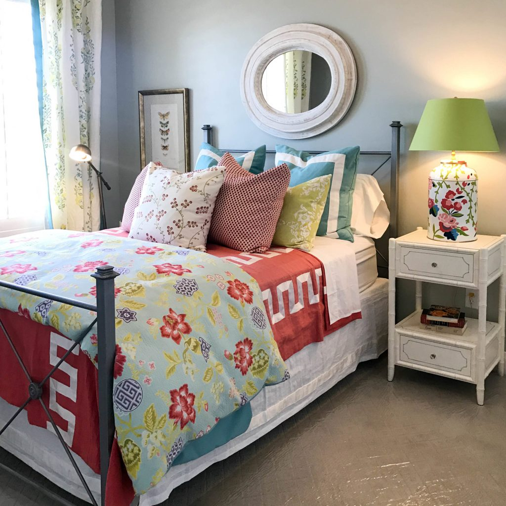 16 Colorful Girls Bedroom Ideas | All Things Thrifty