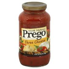 three cheese prego