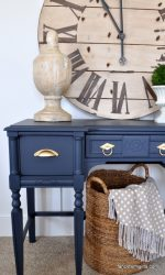 Using Navy Blue in Home Decor