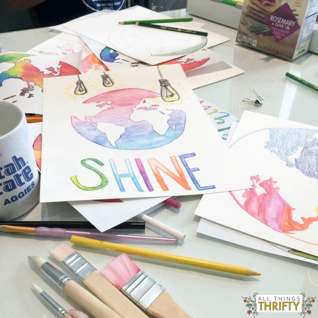 Shine in the World Girls Camp-76