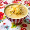 10 minute Baked Potato Soup Recipe