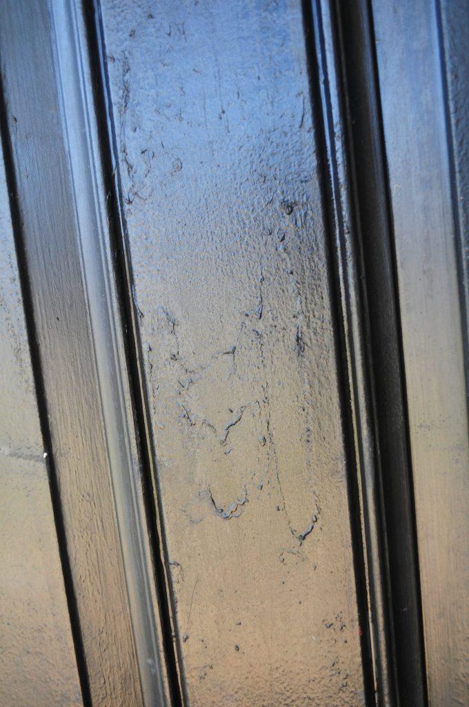 how to paint your front door 7