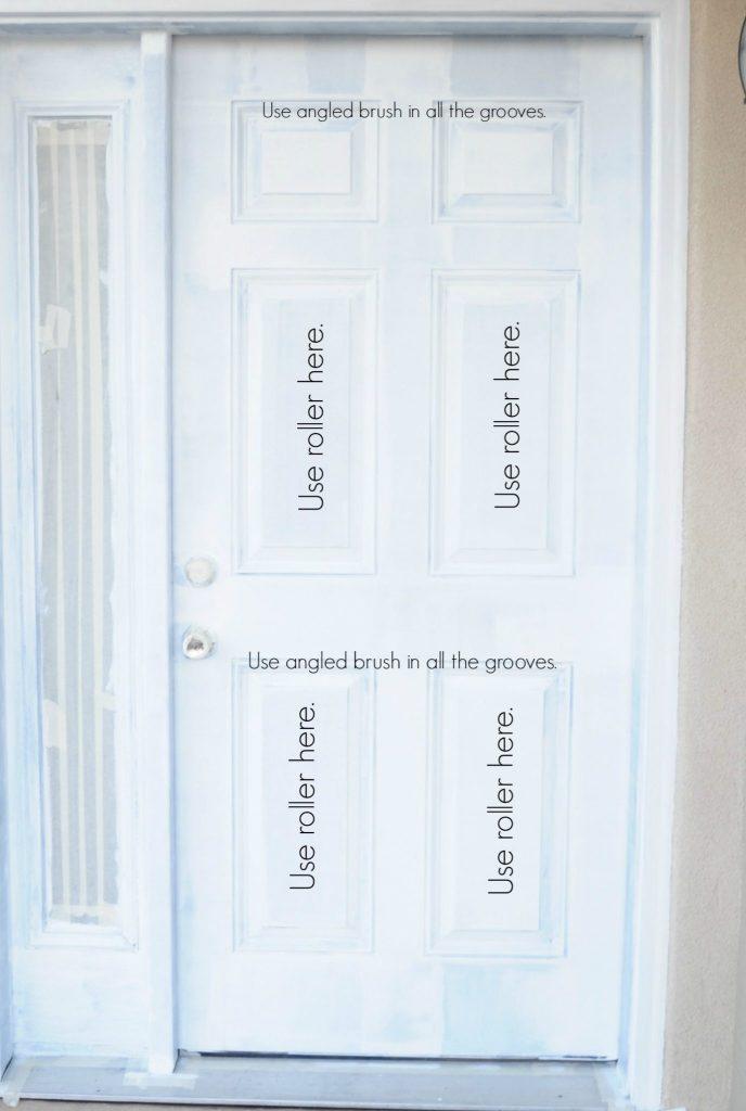 how to prime your front door 28