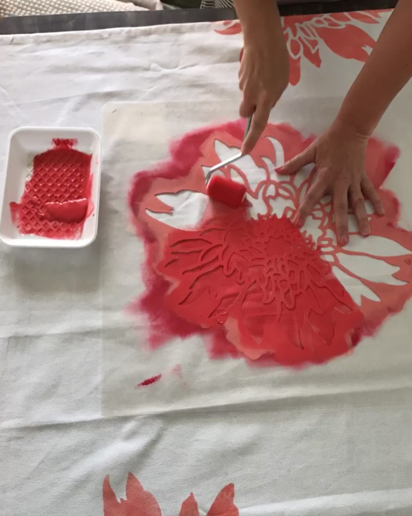 ATT Chalk Painted Curtains 4