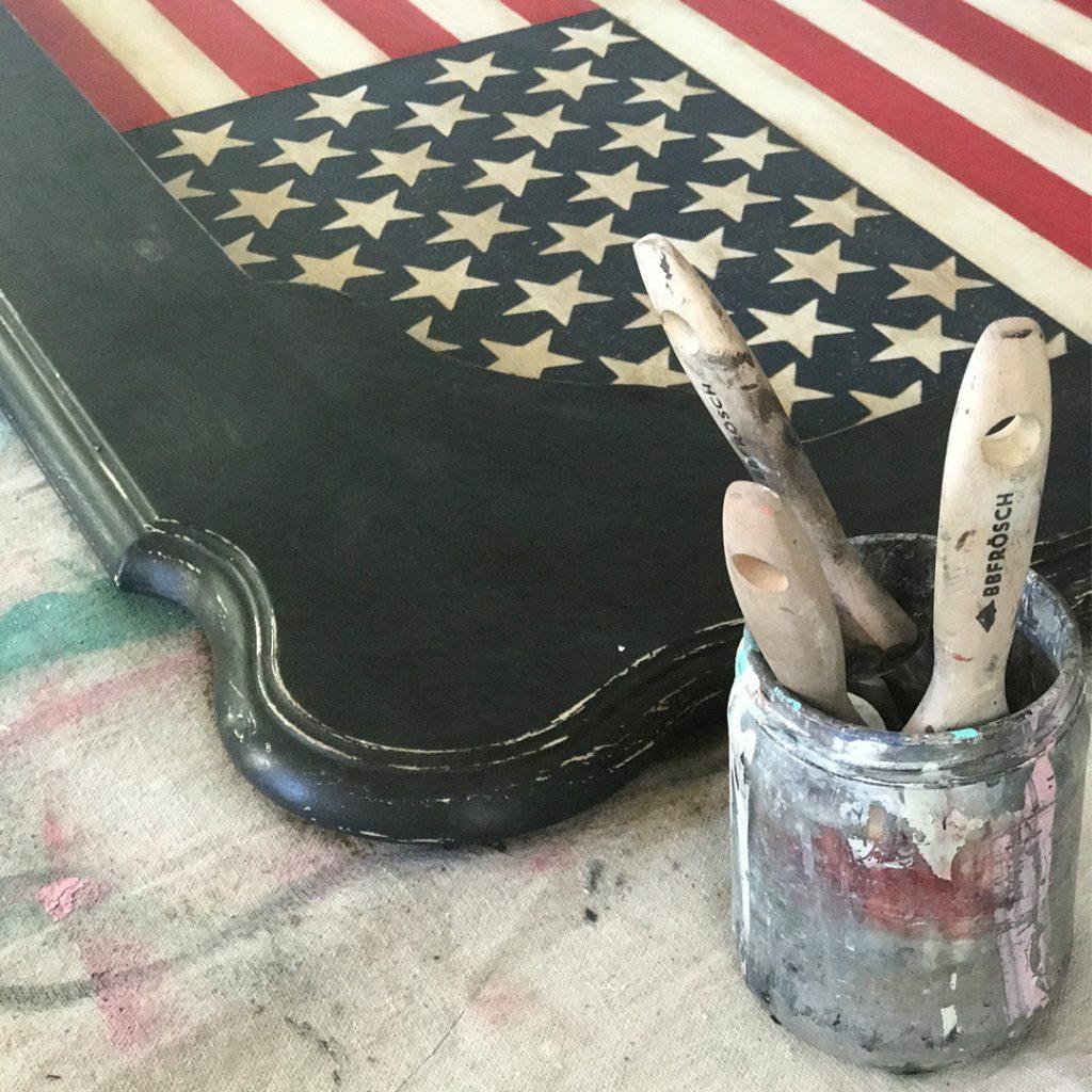 ATT Coffee Table to Flag 15