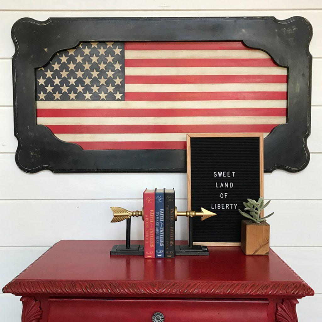 ATT Coffee Table to Flag 19a