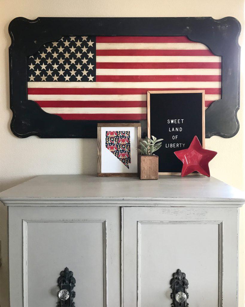 ATT Coffee Table to Flag 21a