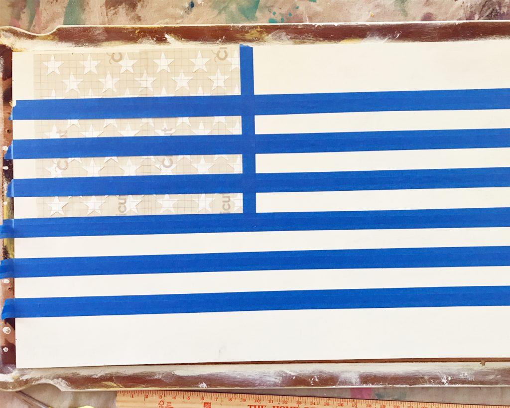 ATT Coffee Table to Flag 6