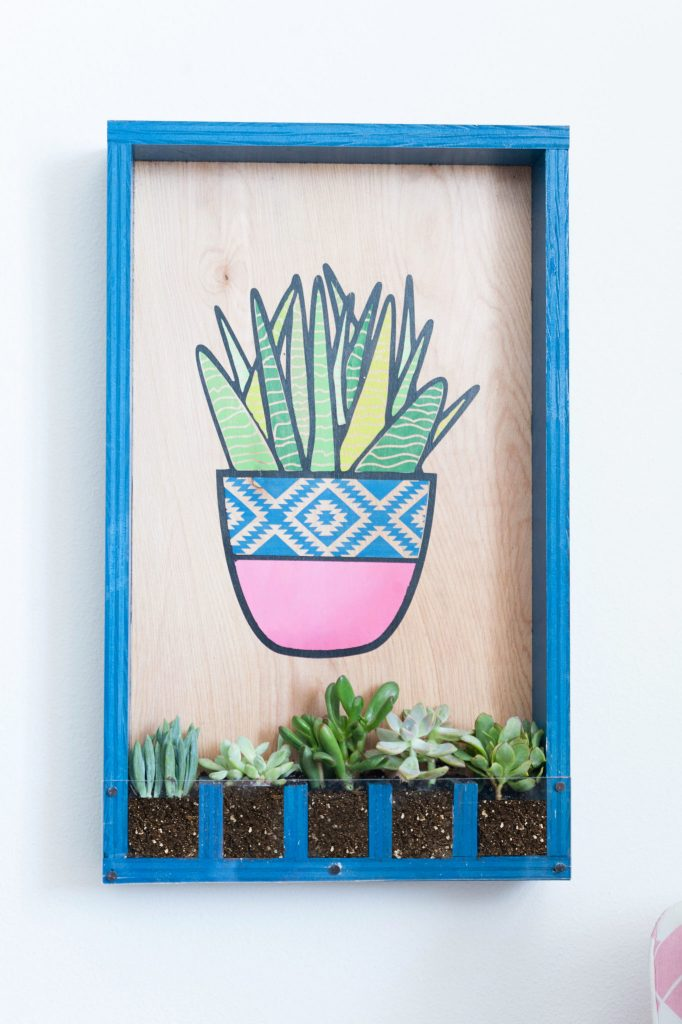 Indoor Succulent Art-2