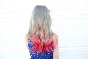 How to dye your hair using kool-aid!