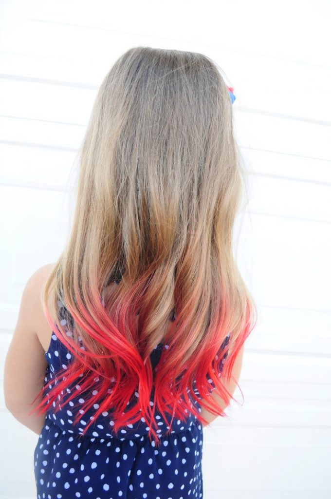 how to dye your hair with kool aid 7