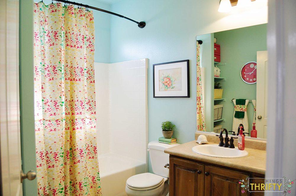 Fabulous Bathroom Makeover
