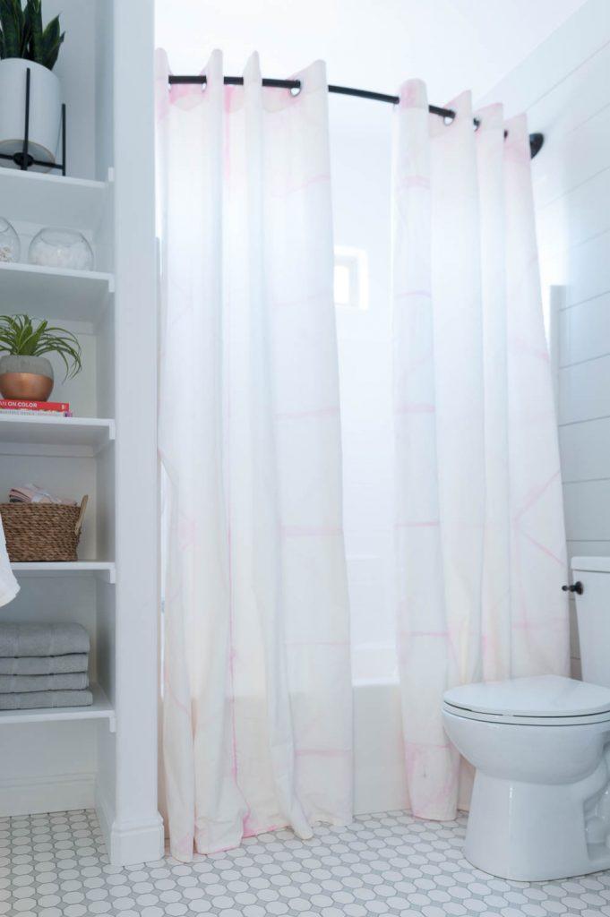Plain dyed grey curtains curtain menzilperde net for Plain pink shower curtain