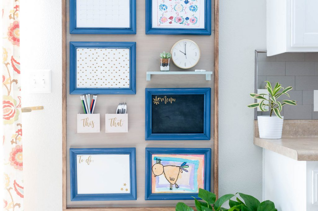kitchen wall command centers for families all things thrifty