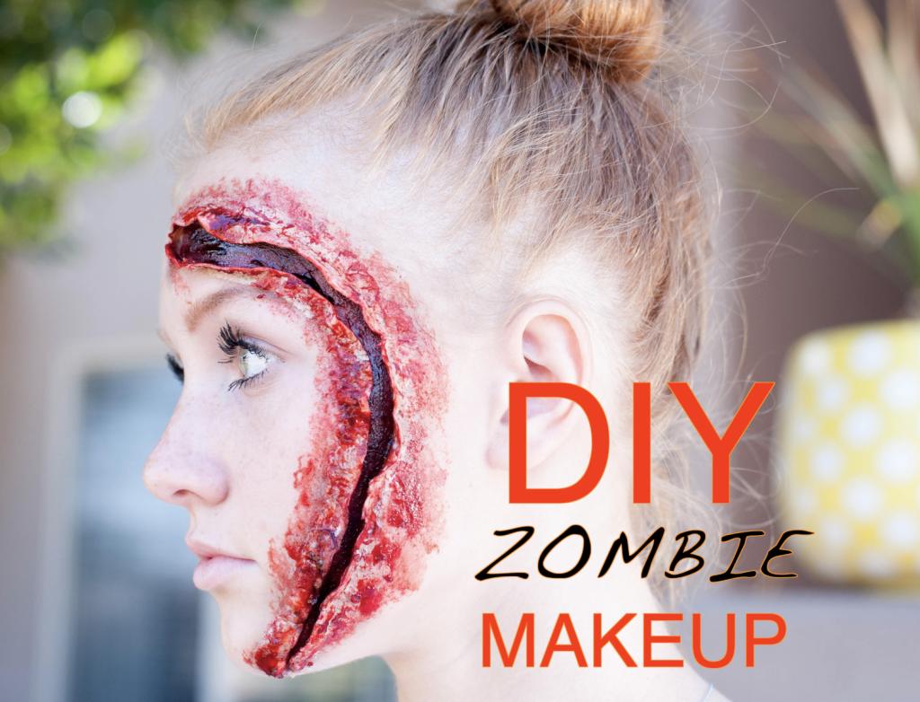 Zombie Makeup Tutorial Mugeek Vidalondon