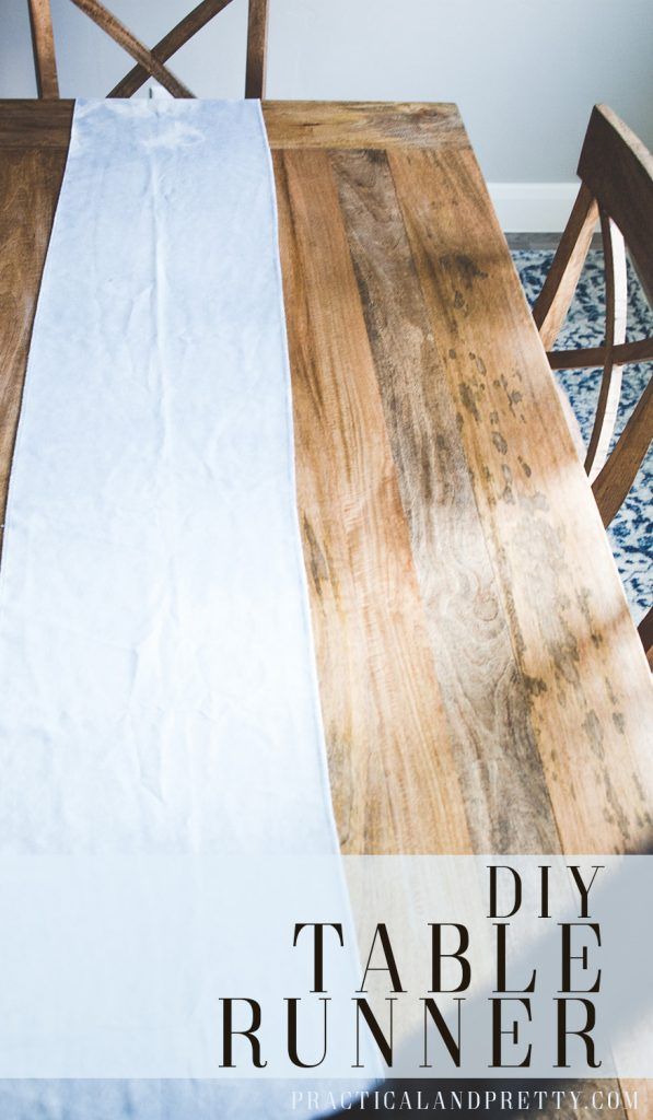 Cool diy table runners contemporary best inspiration for Easy diy table runner