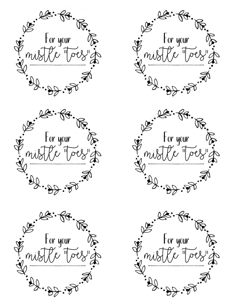 photograph regarding Printable Tag titled Free of charge Printables for Mates, Neighbors, Teachersetc