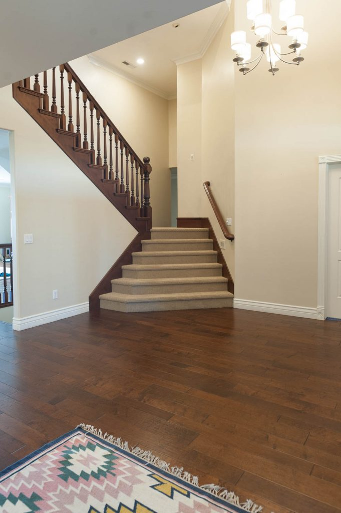 Almost Every Room Has White Trim Crown Molding And Is Spacious I Absolutely Love That About It The Foyer A Small Formal Living Area To Left