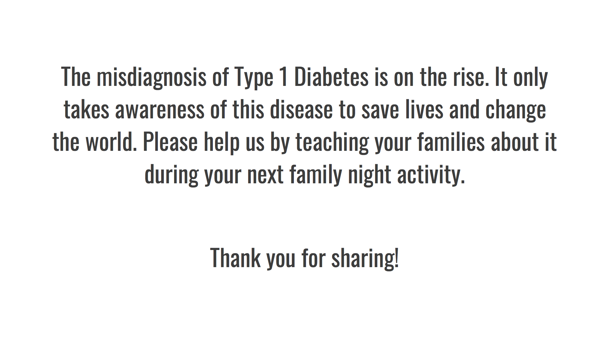 life with diabetes a series of teaching outlines