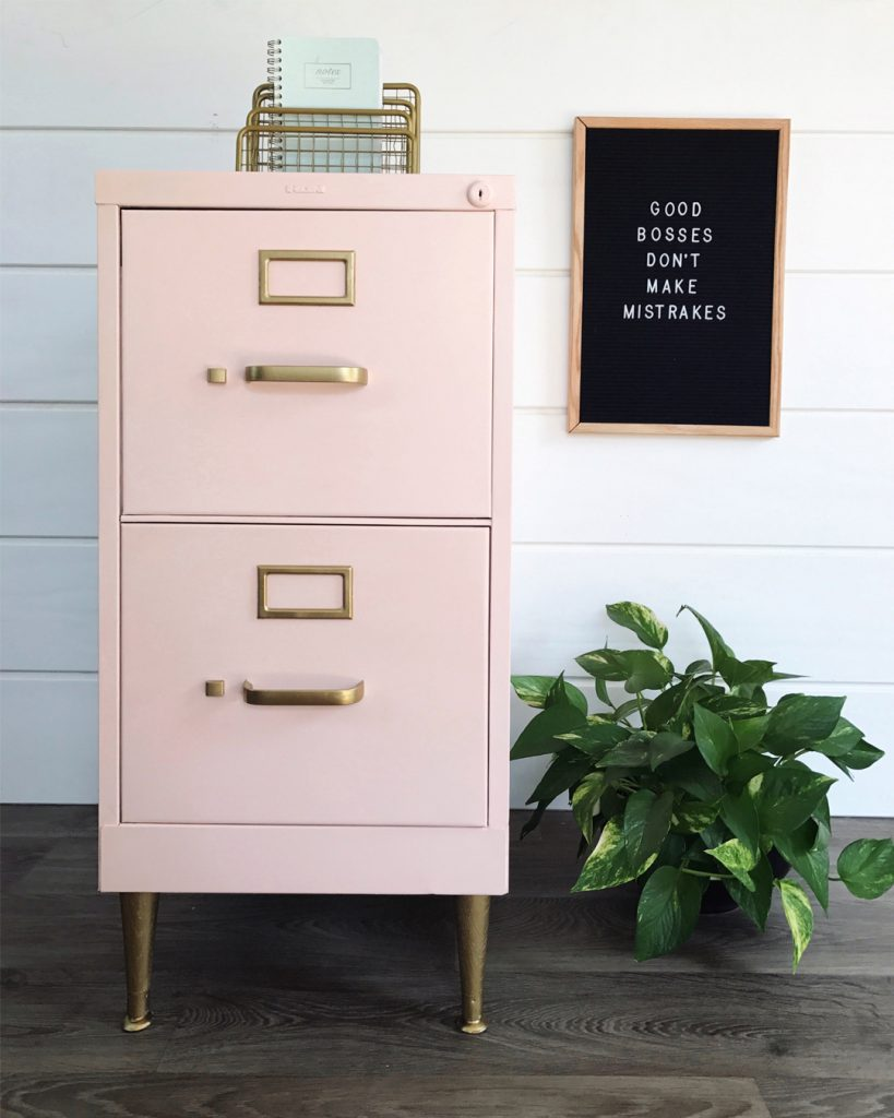 Ever Since That Makeover I Ve Been Searching For Just The Right File Bo And Small Storage To Go With My Filing Cabinet But They Cost A Fortune