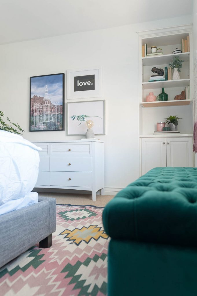 Emerald Green Girl S Room Decor All Things Thrifty